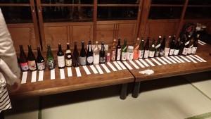 興味のない日本酒の会
