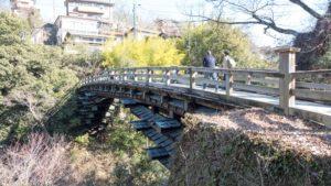 よく見る角度の猿橋